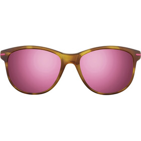 Julbo Adelaide Spectron 3 Okulary przeciwsłoneczne Kobiety, tortoiseshell brown/rosa